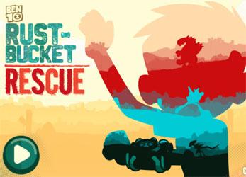 Jogo Ben 10 Rustbucket Rescue