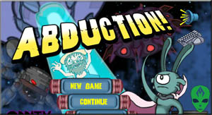 Alien Game Abduction