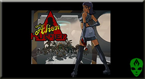Alien Bounty Hunter Game Free Online