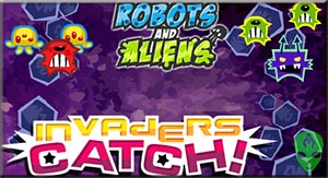 Robots and Aliens Games 3D Free Online