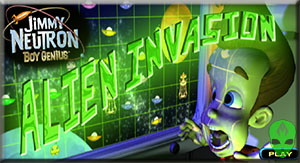Jimmy Neutron Games Free Online