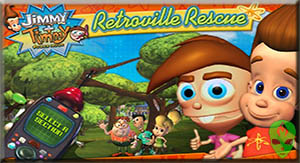 Jimmy Neutron Games Free Online 3D