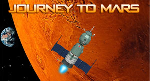 Alien Game Journey to Mars