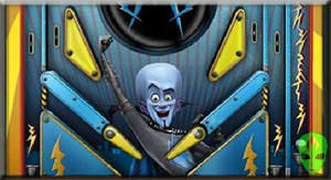 Game Megamind 3D Pinball