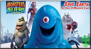 Game Monsters vs Aliens Save Earth as Only a Monster Can