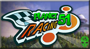 Game Planet 51 Racing