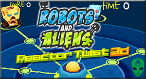 Robots And Aliens 3D Games Free Online