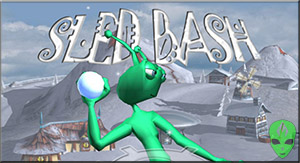 Alien Game 3D Free Online