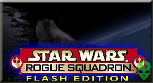Game 3D: Star Wars Rogue Squadron Flash