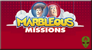 Game Toy Story Marbleous Missions