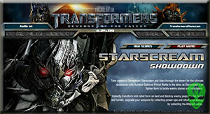 Transformers Games Free Online
